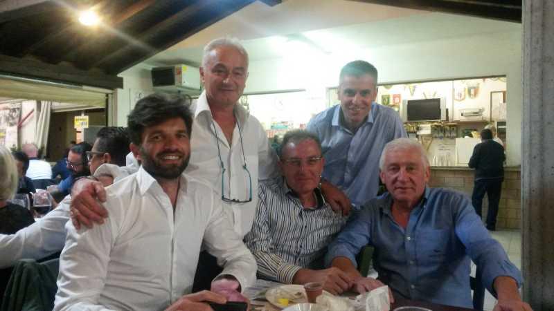 Kaiser De Marchi e Morandin @Sagra2015-1