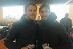 Nicola Paolini e Fabrizio Petris, che capitani!