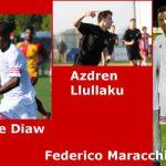 Lullaku, Diaw, Maracchi-1