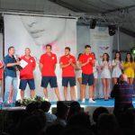 Miss paesi in festa con le maglie del Tamai-1