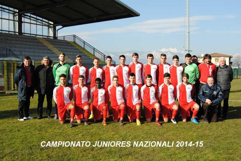 Juniores Nazionali 2014-15-1