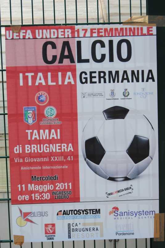 Italia Germania femm 2011-5