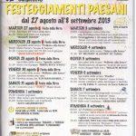 Programma Sagra 2013-1