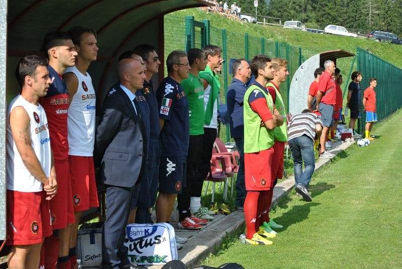 Cagliari-Tamai 27-07-2013-11