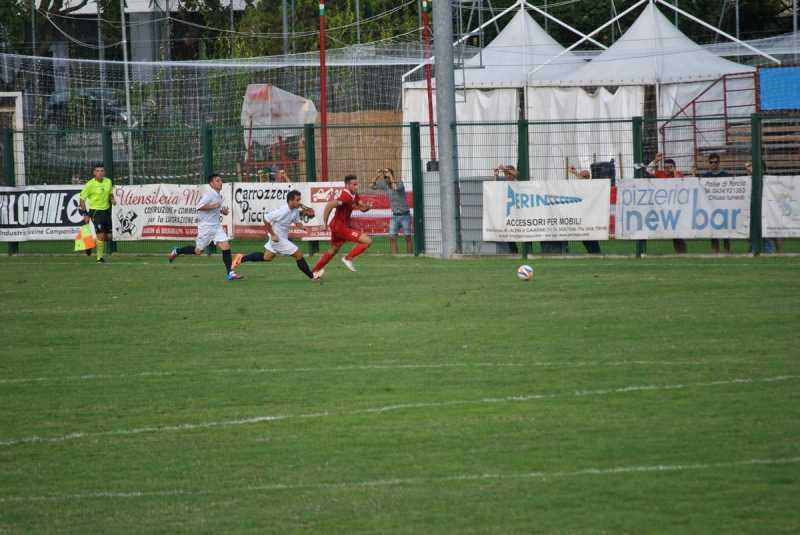 Coppa Italia. Tamai-DPT-1