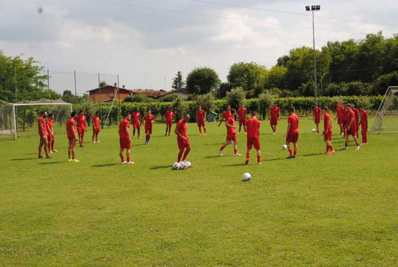 Primo allenamento 27-07-2015.-3