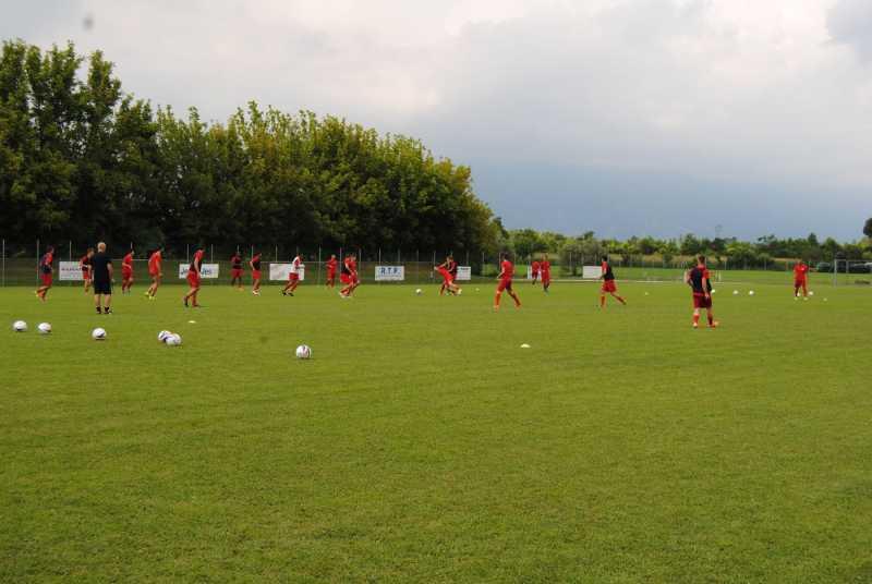 Primo allenamento 27-07-2015.-6