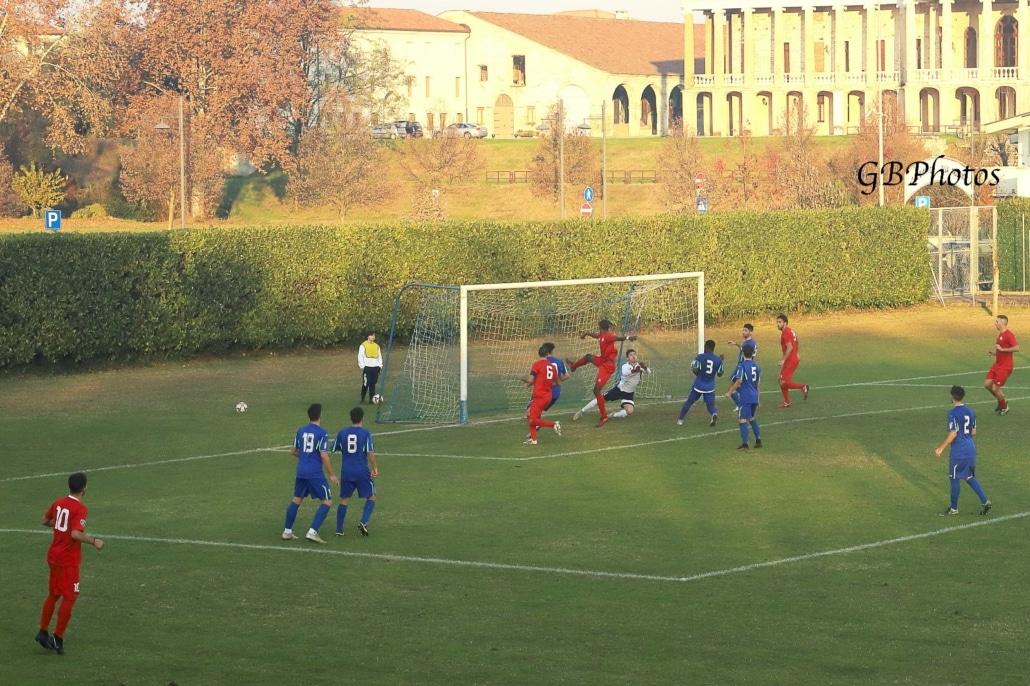 Gol di Alcantara a Cartigliano