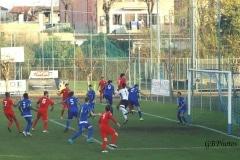 Gol di Maccan a Cartigliano