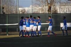 amichevole Under 17 ITALIA-SERBIA esultanza 1