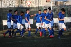 amichevole Under 17 ITALIA-SERBIA esultanza 2
