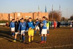 amichevole Under 17 ITALIA-SERBIA fine partita