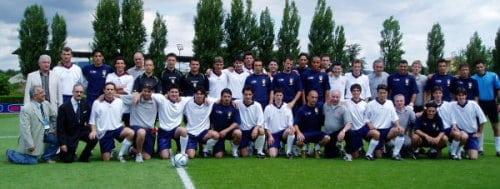 Coverciano: Furie Rosse e Nazionale Italiana di Calcio