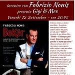 Fabrizio Nonis, Bekér.