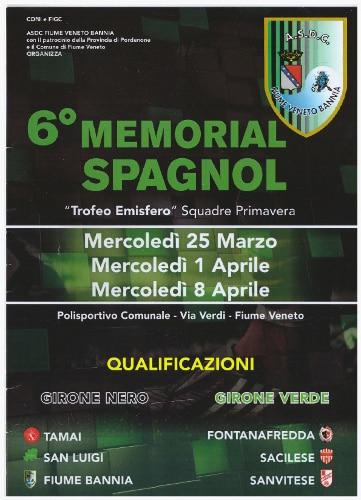 6° Memorial Spagnol