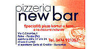 Logo Pizzeria New Bar Porcia (PN)