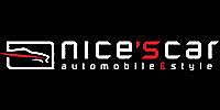 Logo nice's car, automobili e style