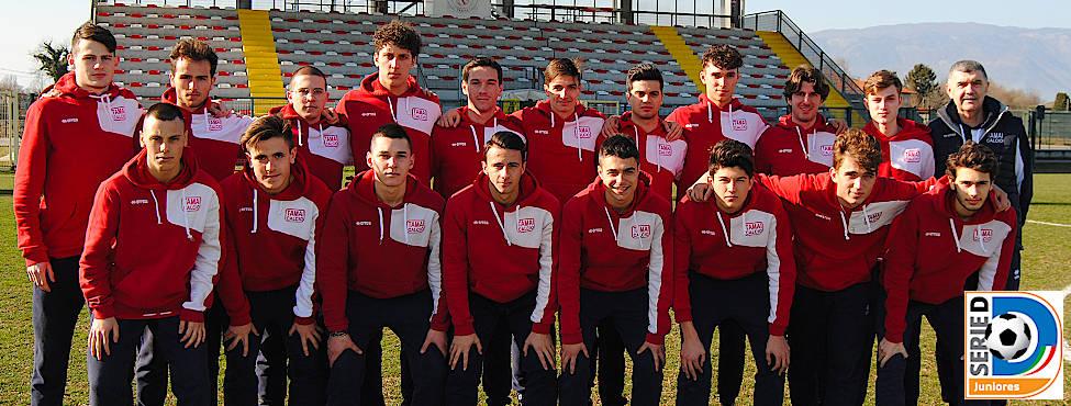 Juniores Nazionali 2018-19
