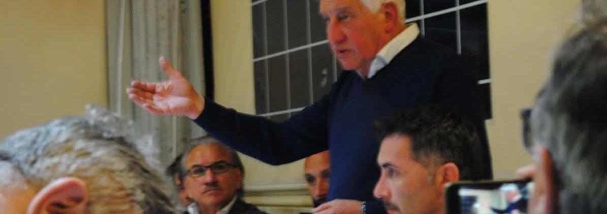 Presidente Elia Verardo in foto di repertorio