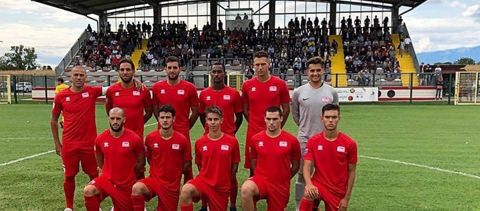 Formazione TAMAI CALCIO, turno preliminare Coppa Italia